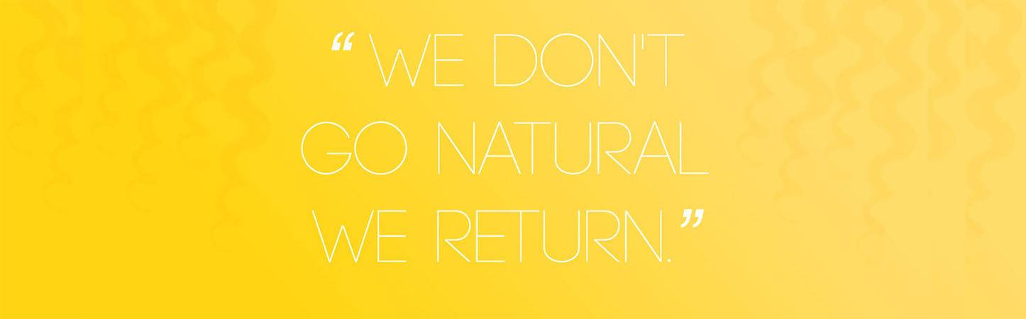 Go Natural w